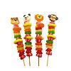 Brochette de bonbons Animaux 70g