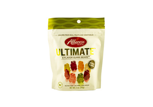 Albanese Ourson Ultimate 8 saveurs 141g