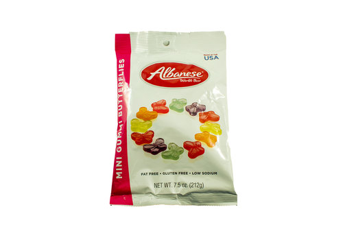 Albanese Minis Papillons 212g