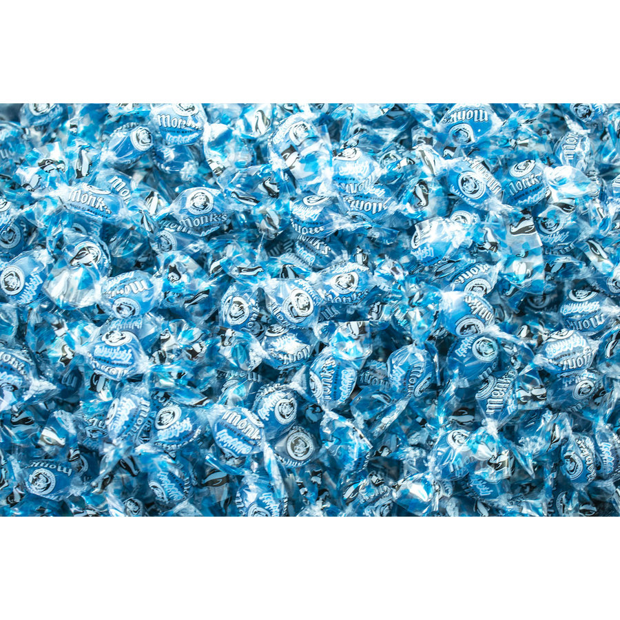 Mini bonbons menthe glacée