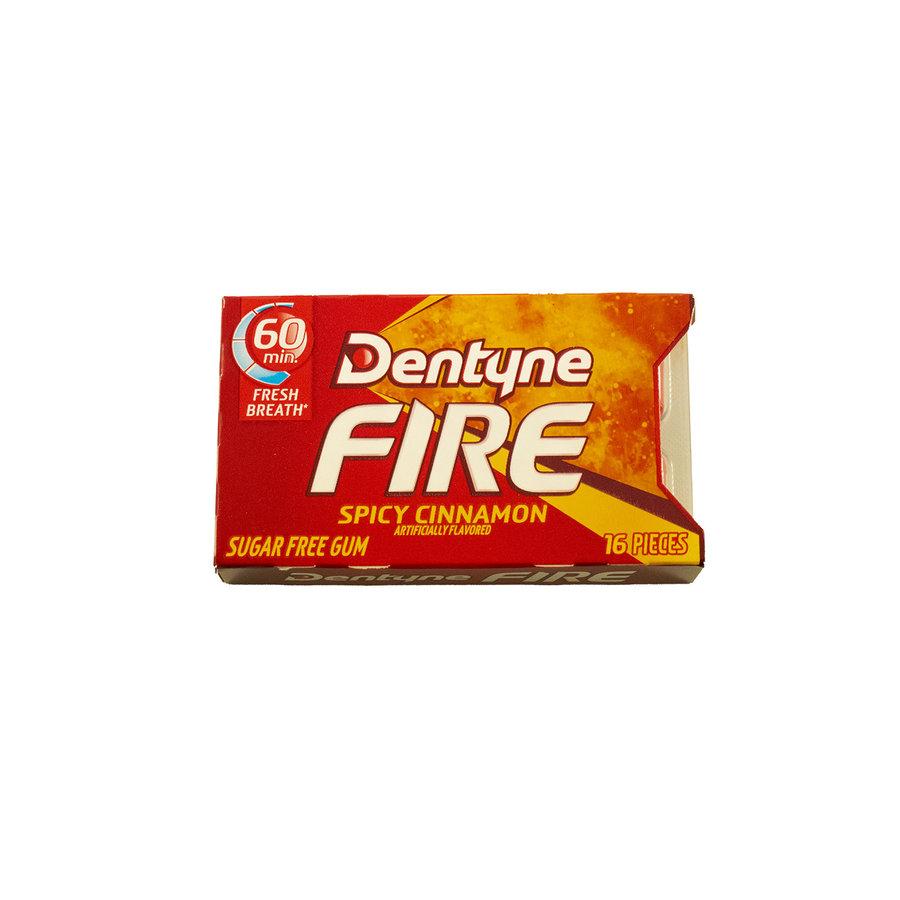 Dentyne Fire Cannelle piquante 16 pièces