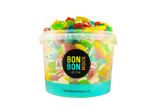 Bucket with Mixed Candies 2.27kg