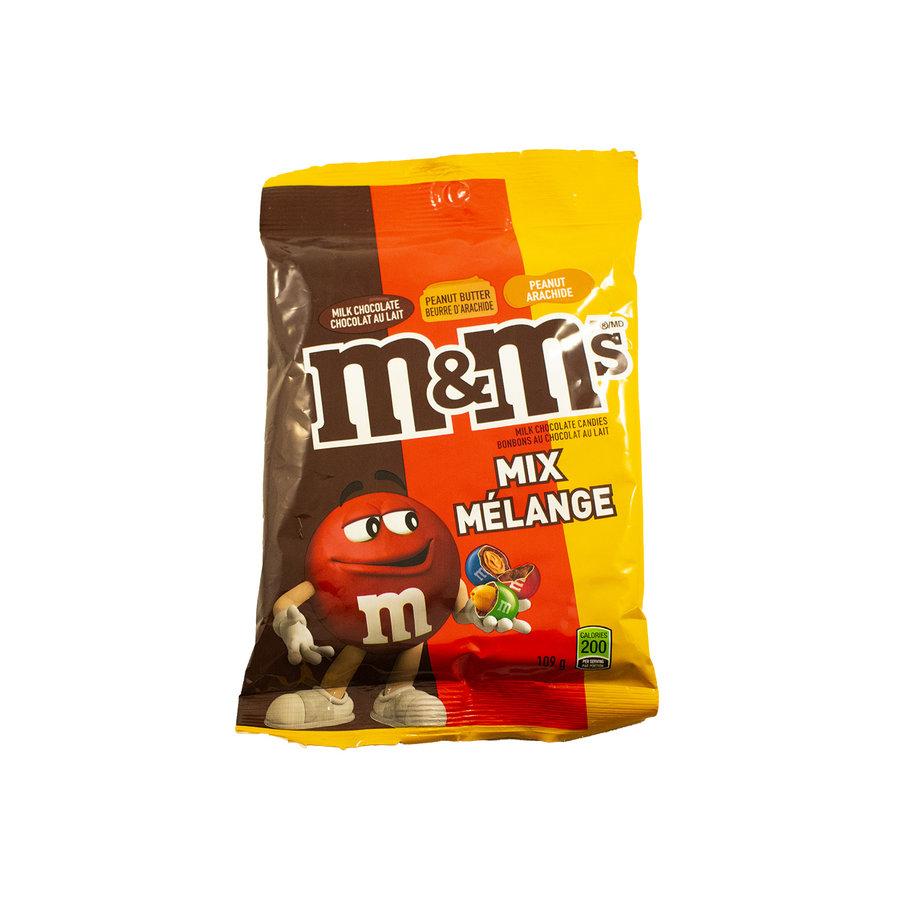 M&M Mix rouge 109g