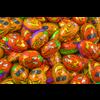 Citrouilles festives chocolat