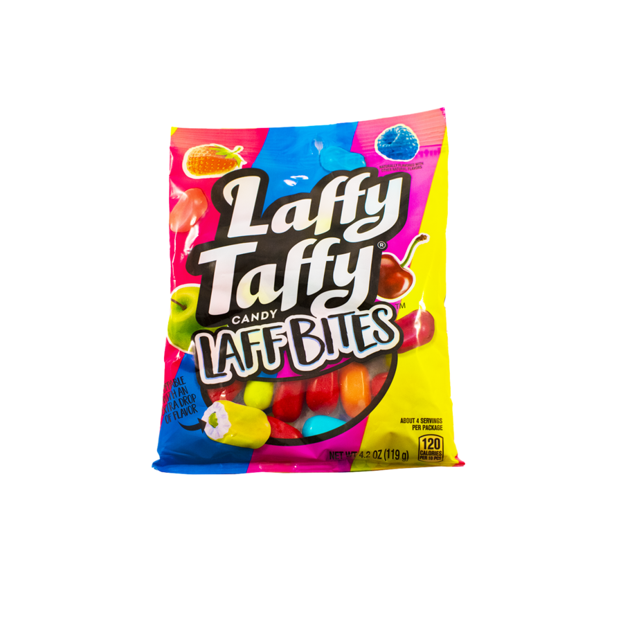 Laffy Taffy Laff Bites 119g