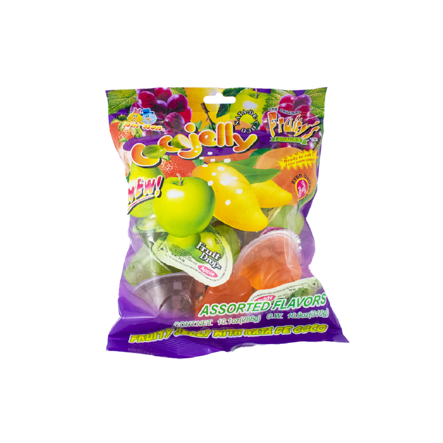 Cocojelly Assorties 288g-310g