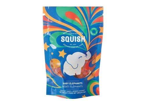 Squish Squish Bébés Éléphants 120g