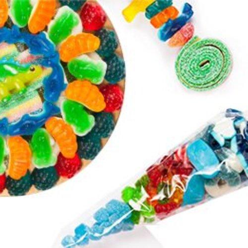 Montages de bonbons