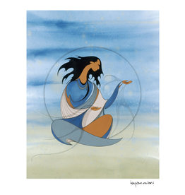 Spirit of The Winds by Maxine Noel Limited Edition Framed