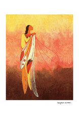 Ancestral Pride by Maxine Noel Framed Limited Edition Framed