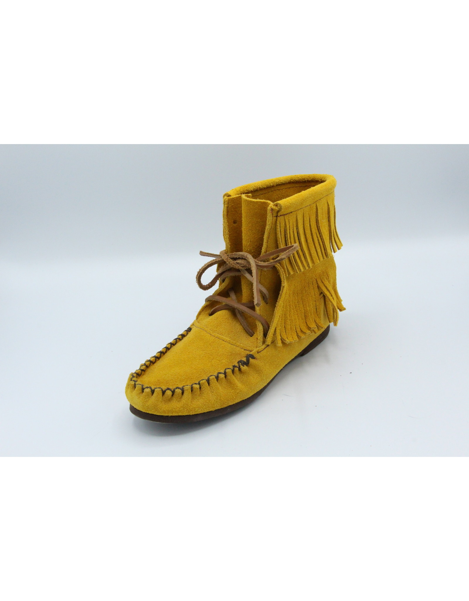 Indian Tan Fringe Boot - 177XXF