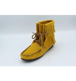 Indian Tan Fringe Boot