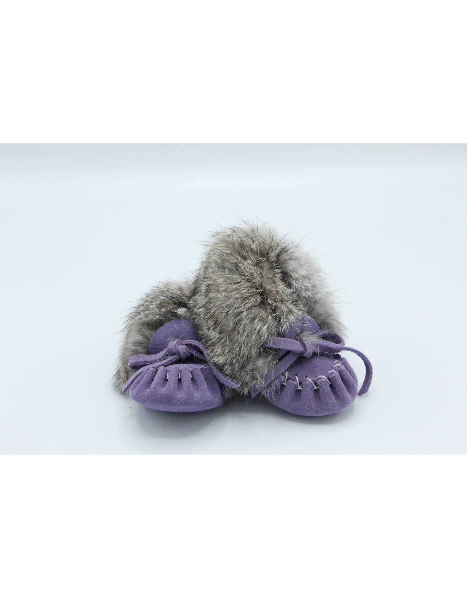 Baby Moccasin with Fur