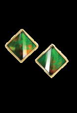 Nola Gold Earrings - E2171PF14