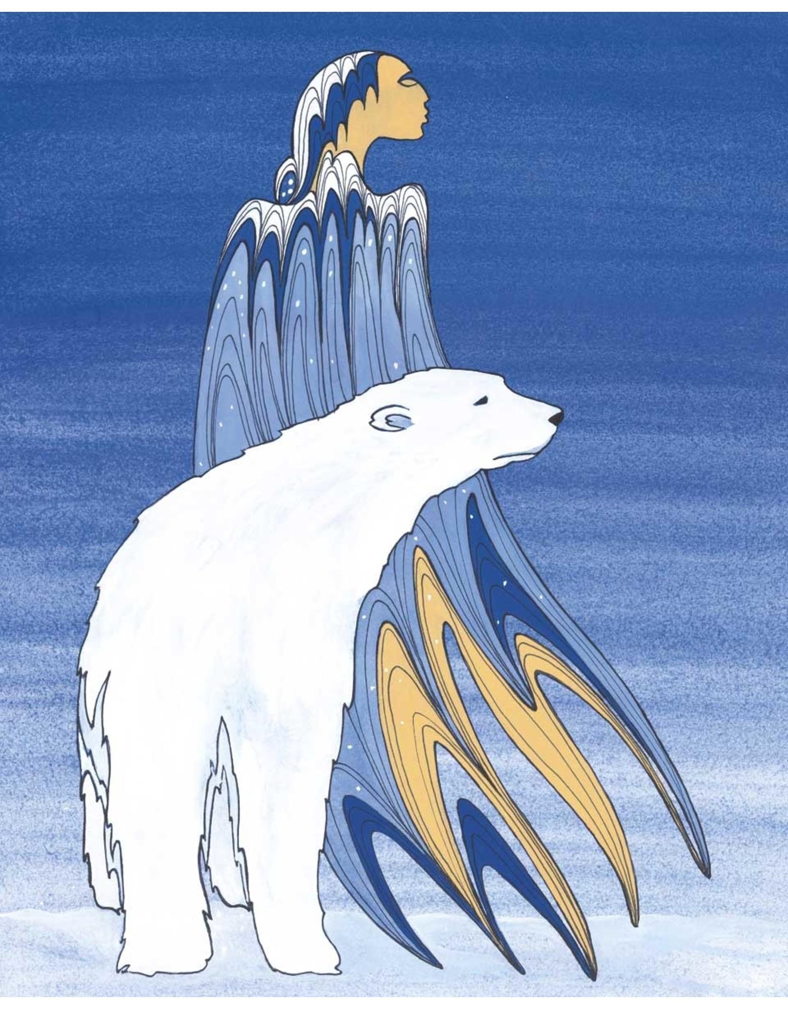 Mother Winter par Maxine Noel Édition Limitée