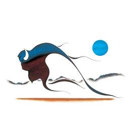 Buffalo Spirit by Isaac Bignell Framed Limited Edition