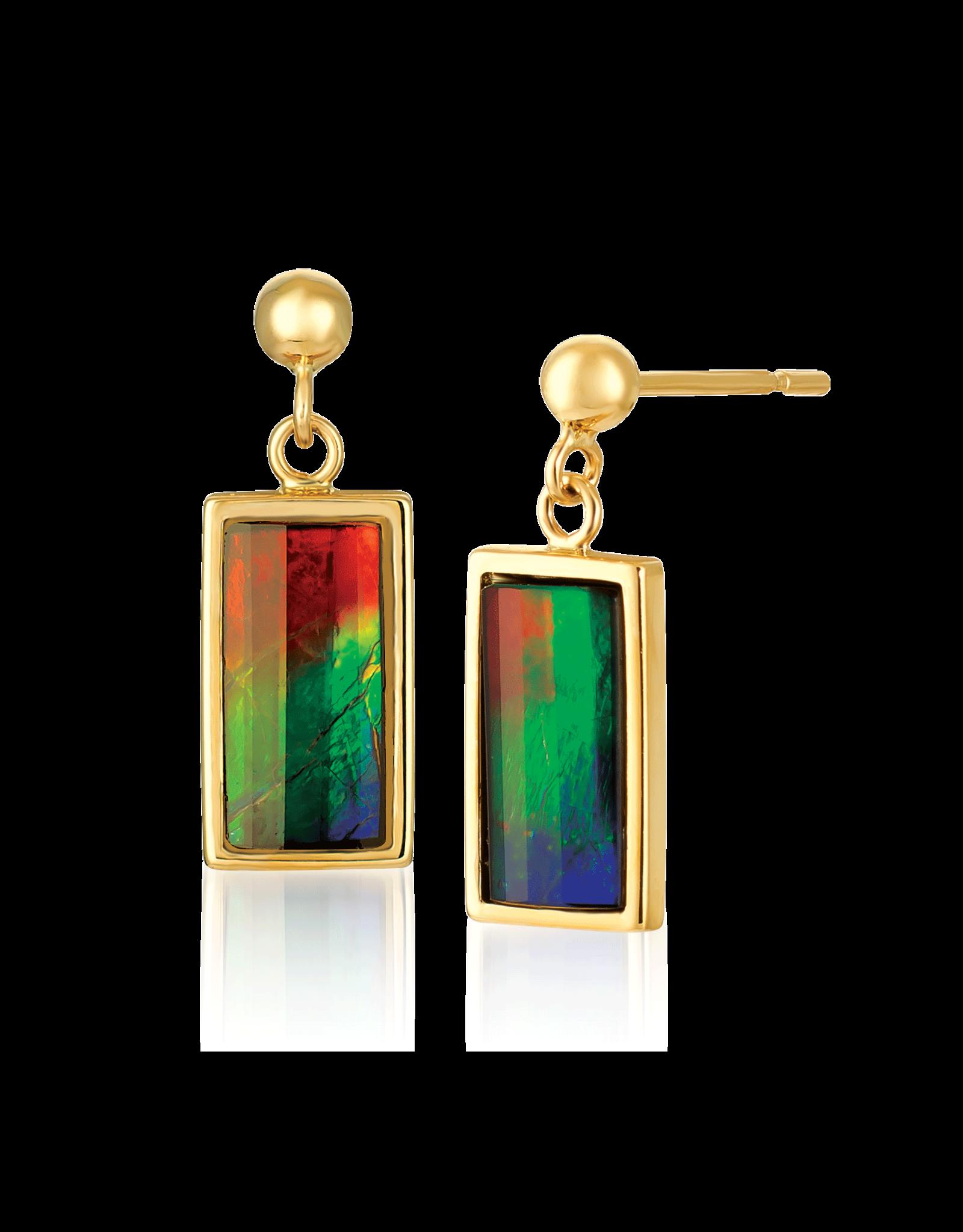 Priscilla Gold Earrings - E8108PF14