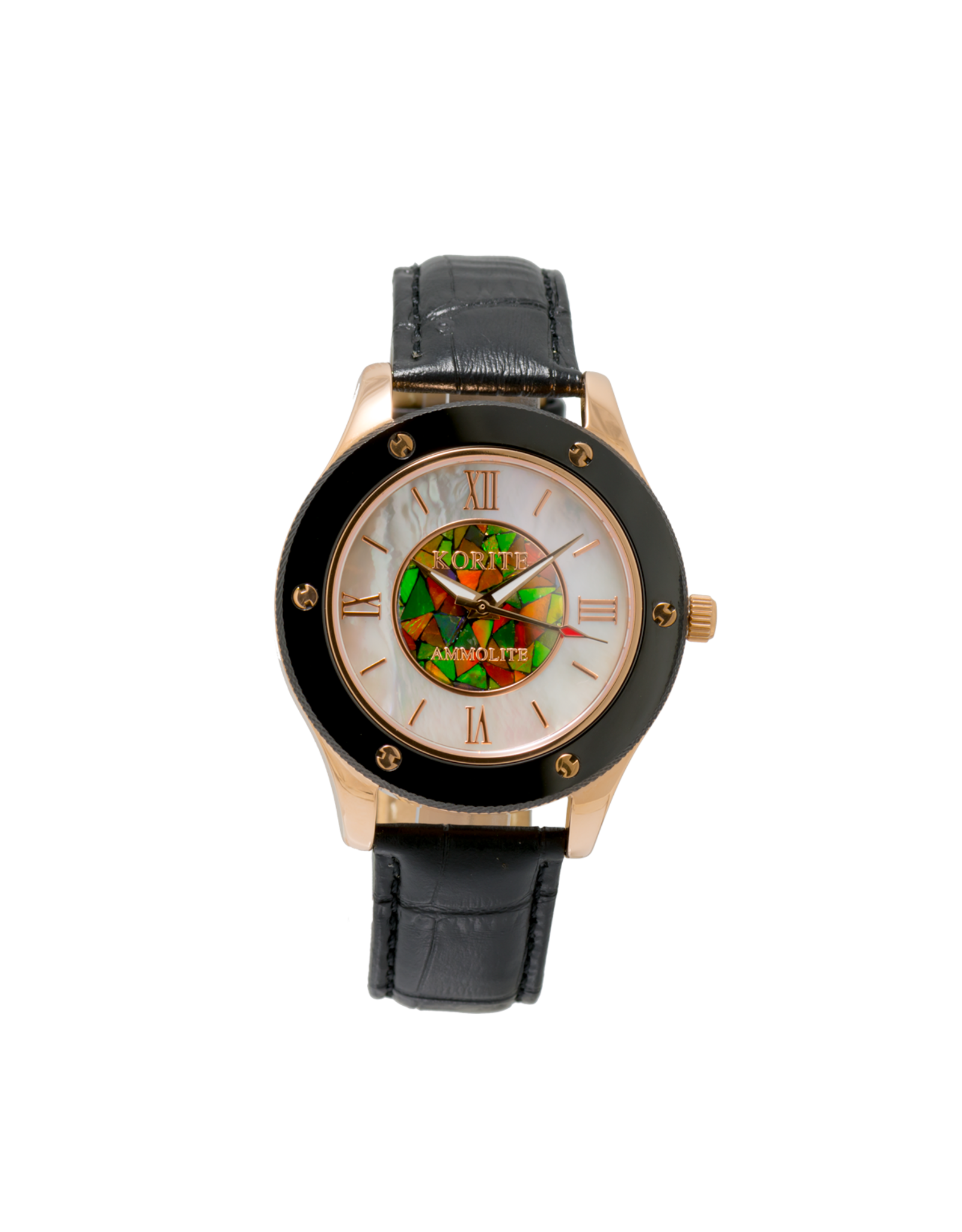 Ammolite Contempra Watch - A834BL