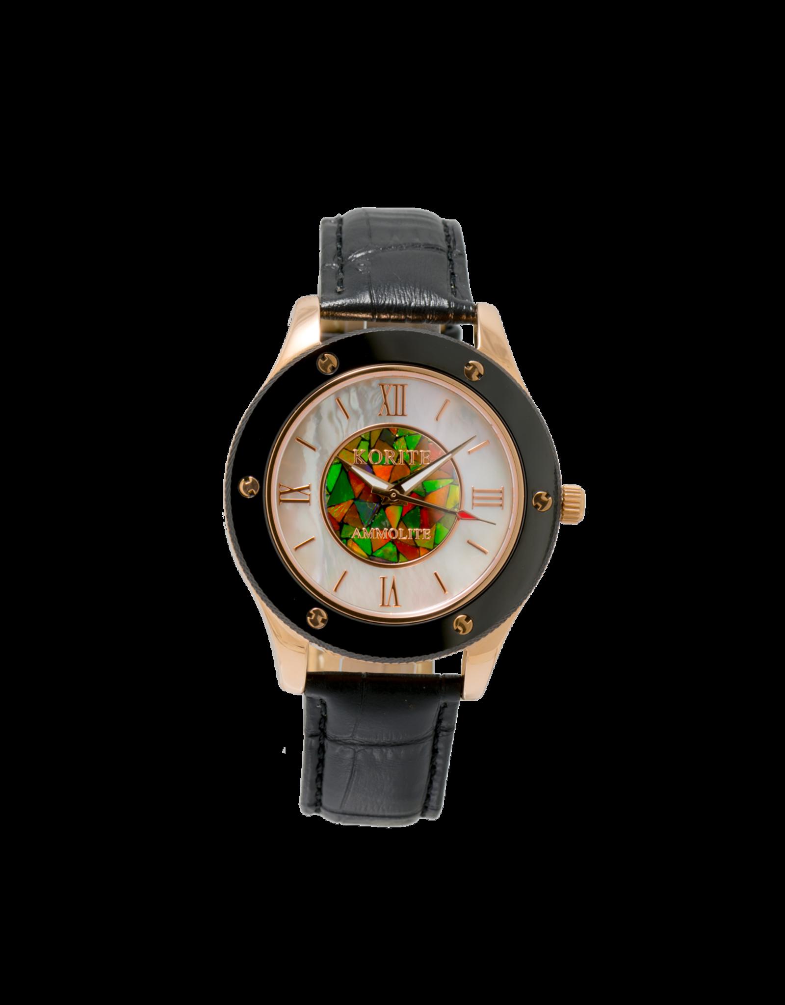 Ammolite Watch - A834BL