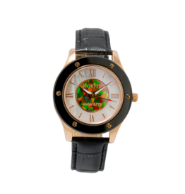 Ammolite Contempra Watch