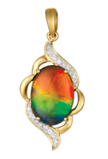 Indira Gold Pendant