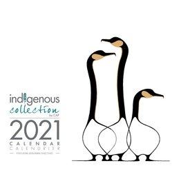Benjamin Chee Chee 2021 Calendar - CAL 107