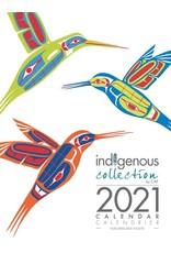 Calendrier Ben Houstie 2021 - CAL 101