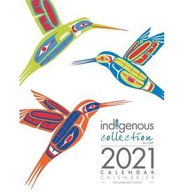 Ben Houstie 2021 Calendar - CAL 101