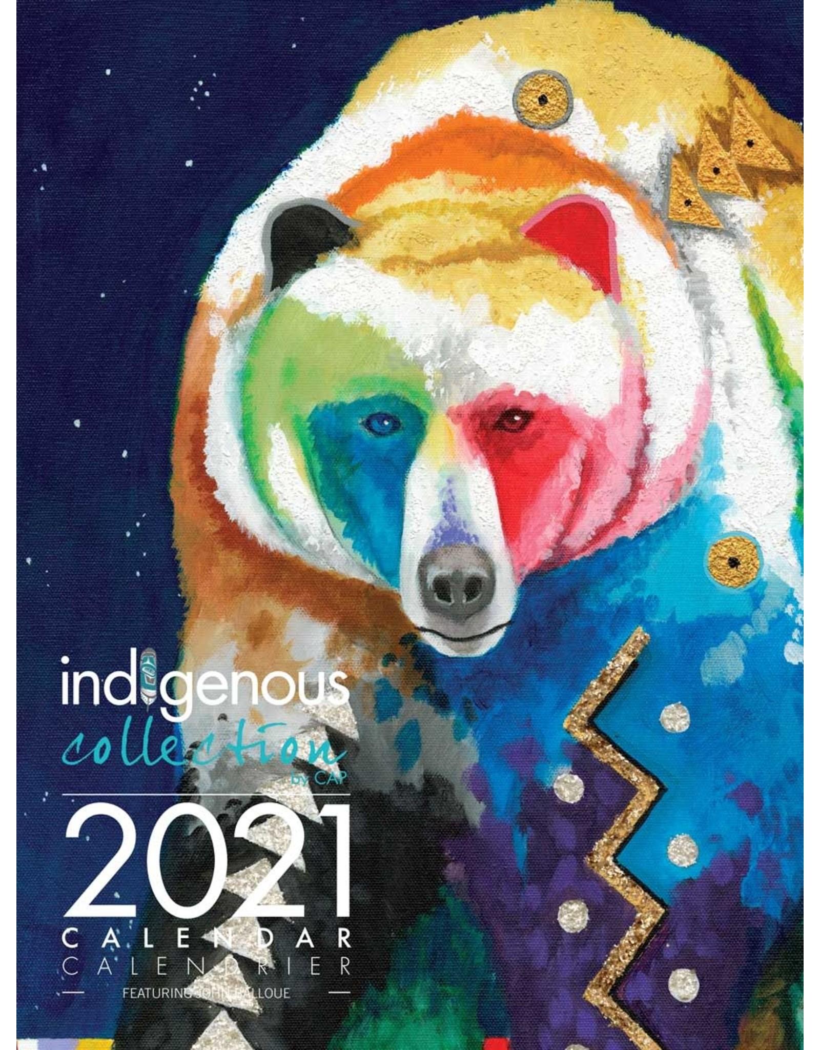 Calendrier John Balloue 2021 - CAL 111