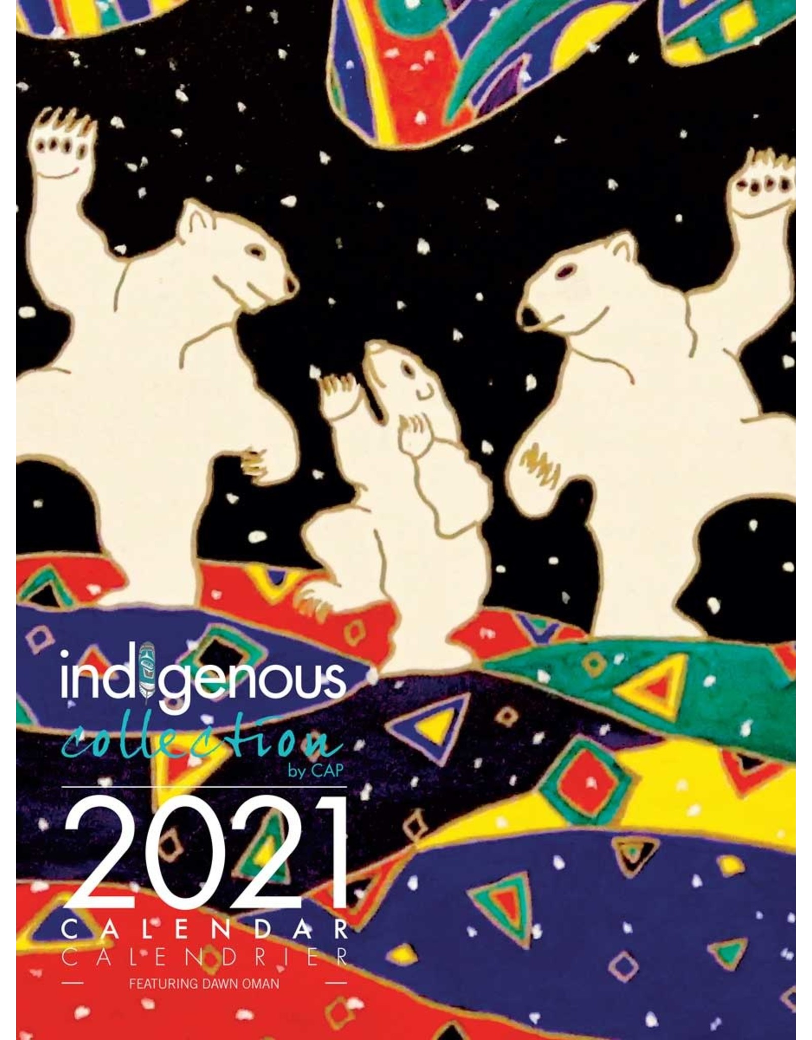Dawn Oman 2021 Calendar - CAL 110