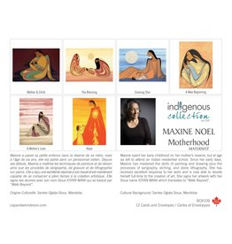 Motherhood by Maxine Noel 12 Card Box - Box 109