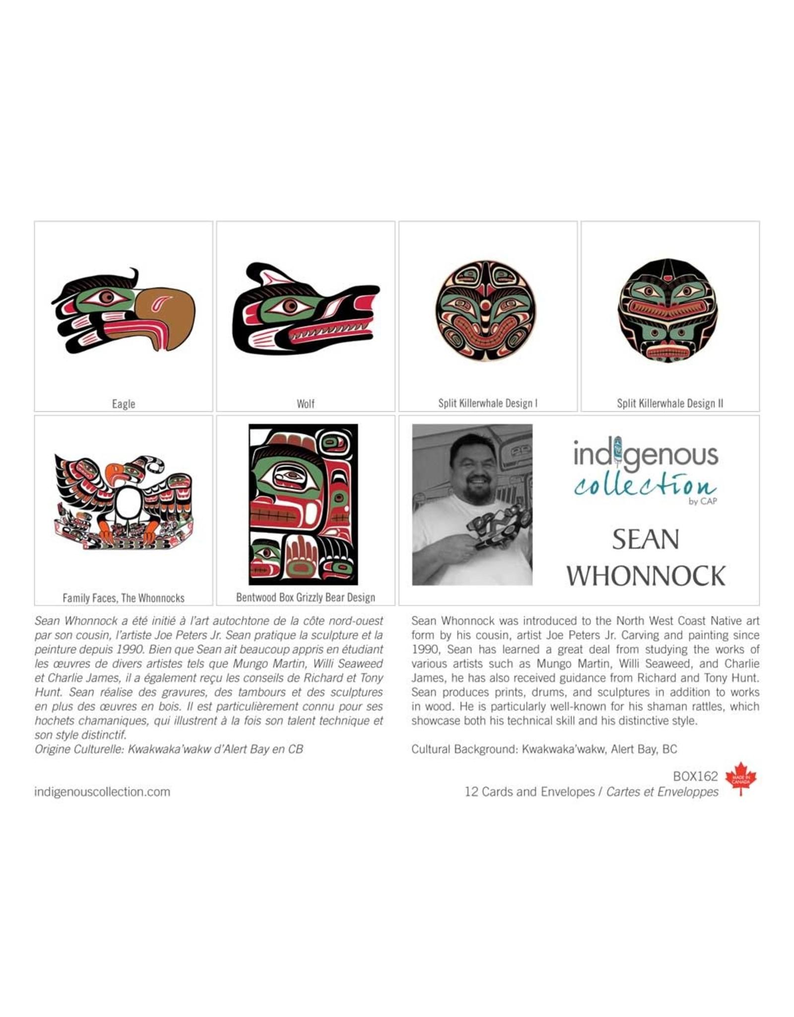 Sean Whonnock 12 Card Box - Box 162