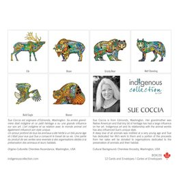 Sue Coccia 12 Card Box - Box 155