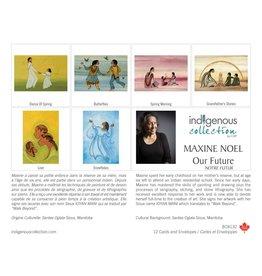 Boîte de 12 Cartes Notre Futur - Boîte 132