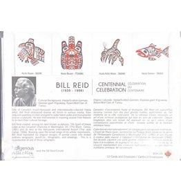 Boîte de 12 Cartes Bill Reid - Boîte 166
