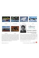 The Great North by Ronnie Simon 12 Card Box - Box 182