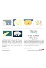 Polar Bears 12 Card Box - Box 189