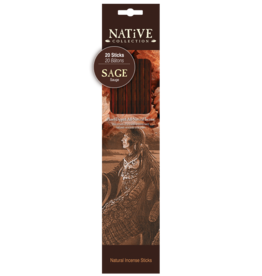 Native Collection Natural Incense Sticks