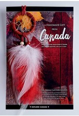 Canada Dreamcatcher with Card - DC22
