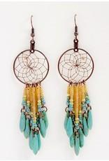 Dreamcatcher Earrings - DCC20