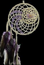 Amethyst Dreamcatcher  - DCV42