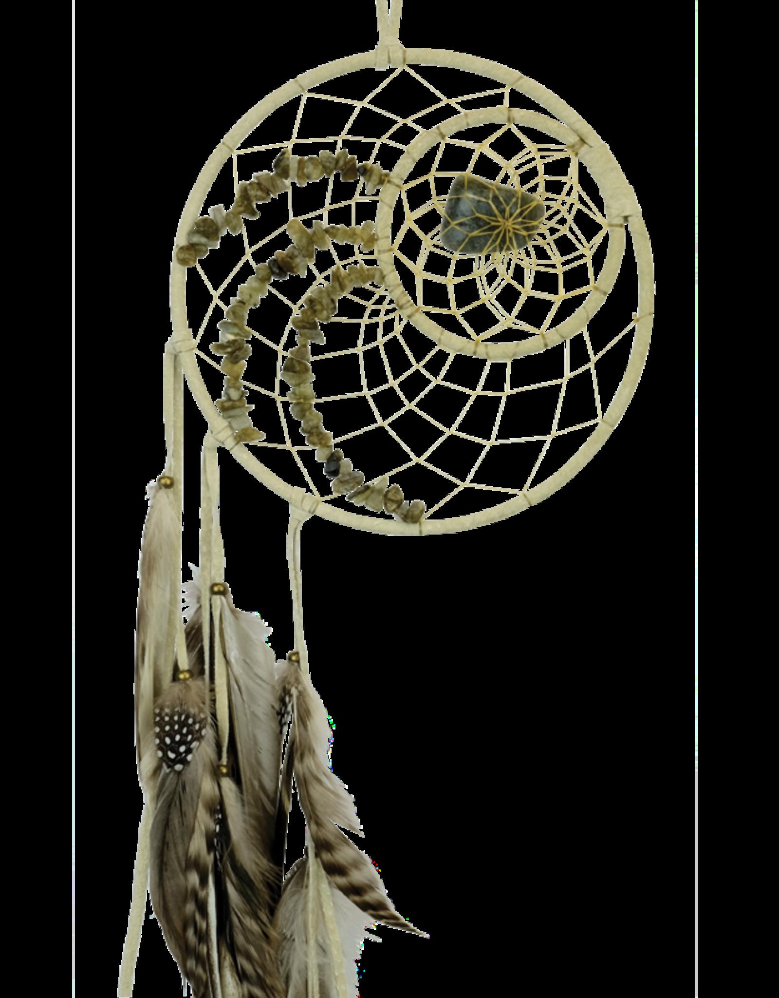 Labradorite Dreamcatcher - DCV44