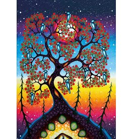 Tree of Knowledge by James Jacko Card