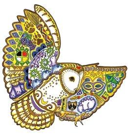 Barn Owl by Sue Coccia Card