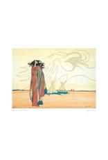 Spirit of the Plains par Maxine Noel Carte