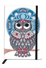 Owl par Angela Kimble Journal