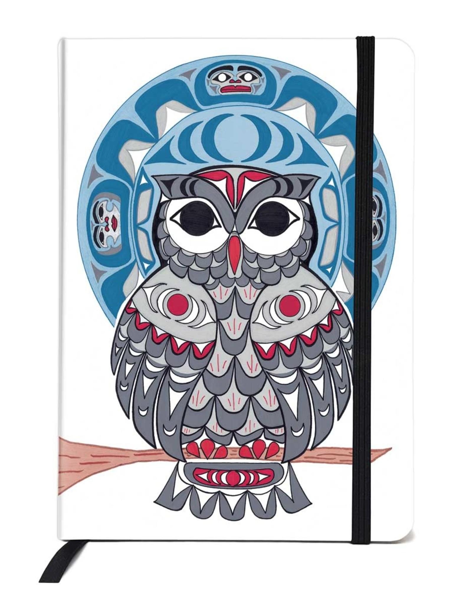 Owl by Angela Kimble Journal