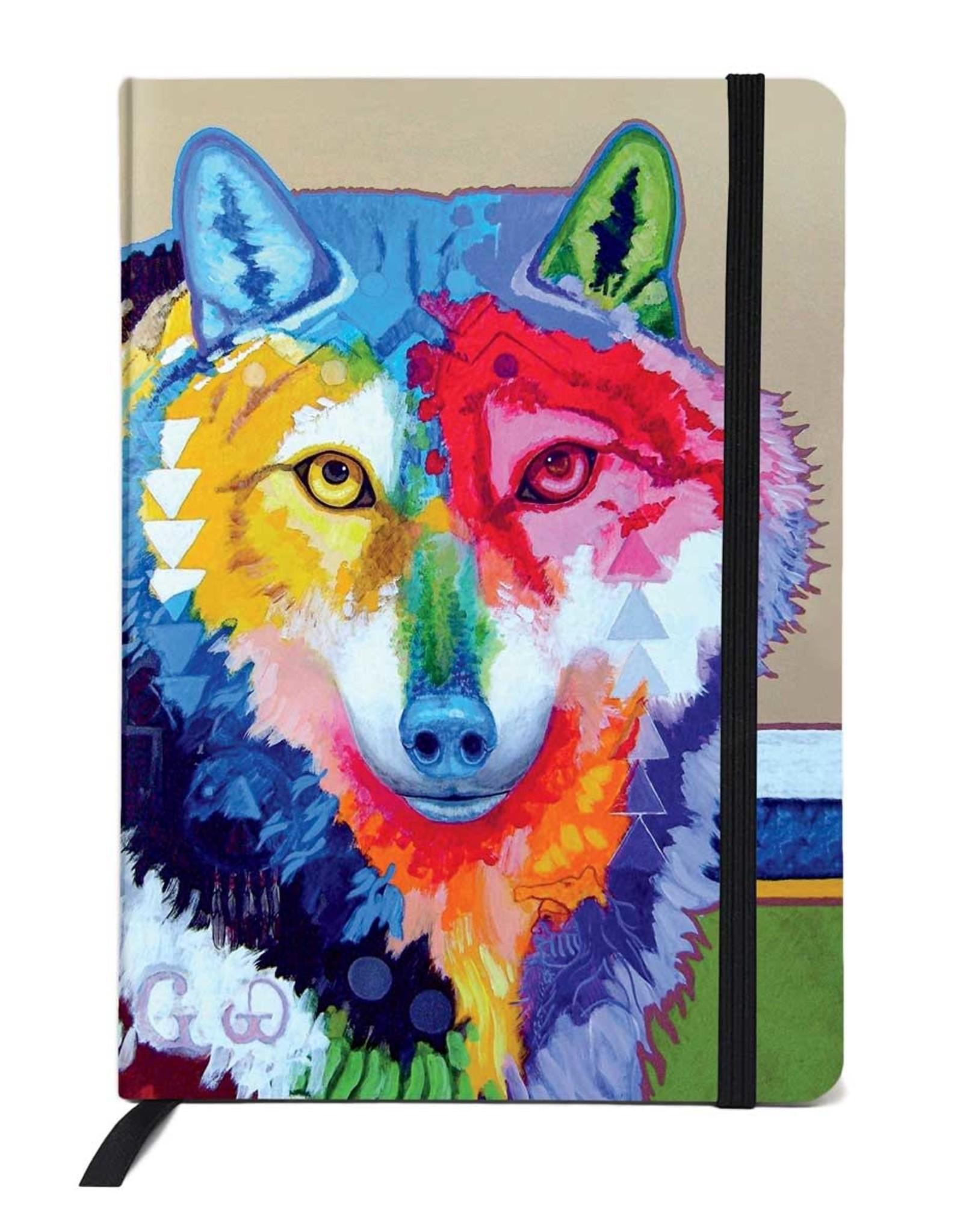 Big Wolf by John Balloue Journal