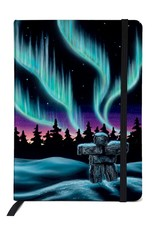 Sky Dance Inukshuk by Amy Keller-Rempp Journal