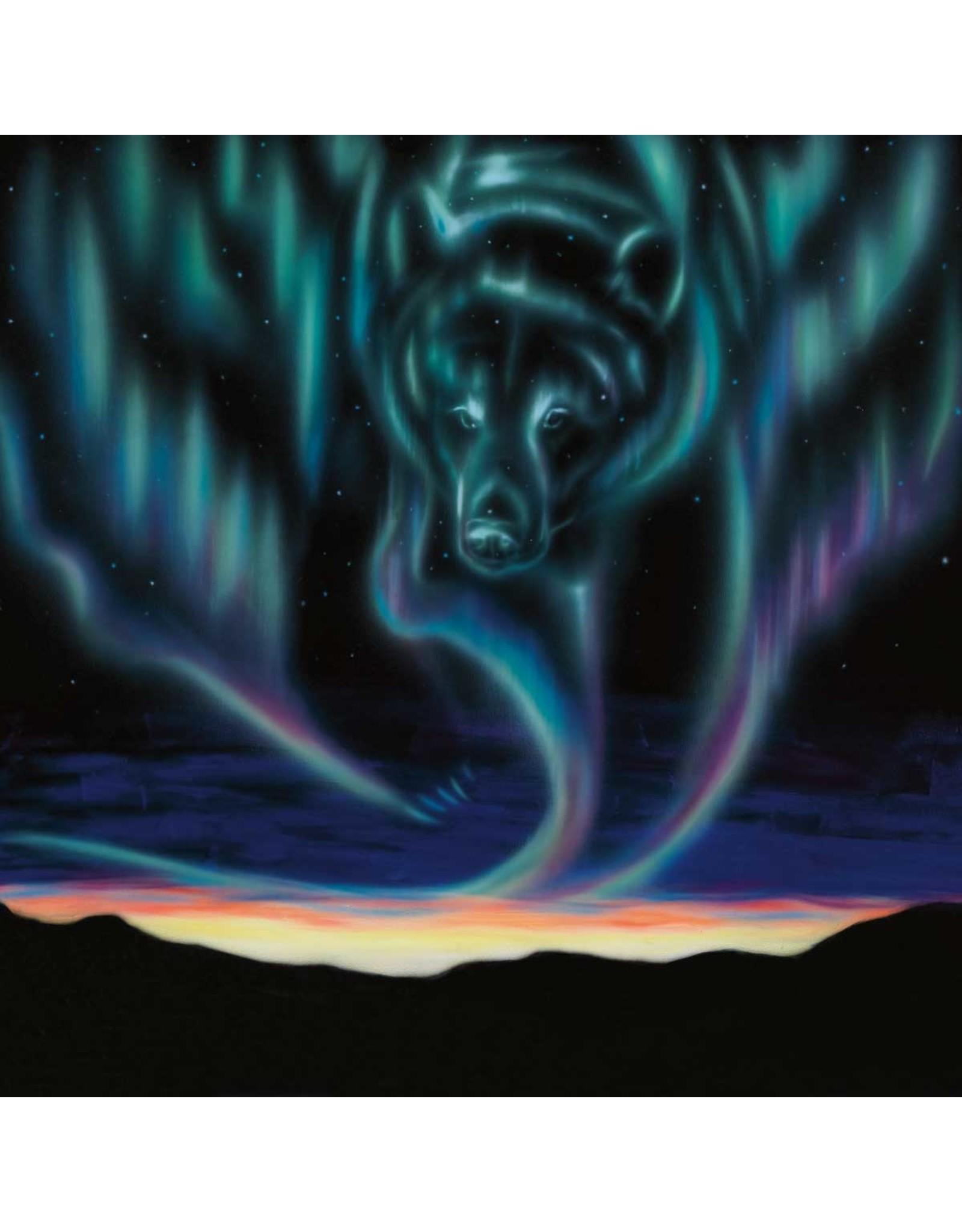 Sky Dance - Bear by Amy Keller-Rempp Matted